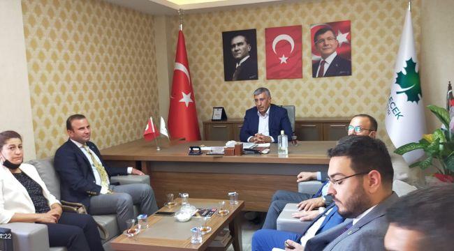 İYİ Parti'den Gelecek Partisine Ziyaret!