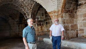 Tarihi Han, Harran Üniversitesi Mimarlık Bölüm Başkanı Danışmanlığında Restore Edildi
