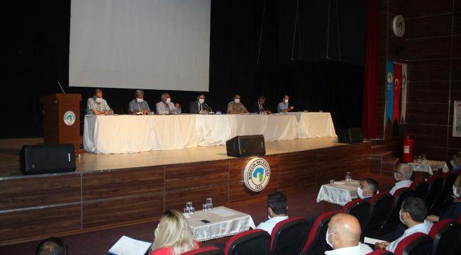 Vatandaş Buluşmaları Kapsamında Muhtarlar Toplantısı Düzenlendi