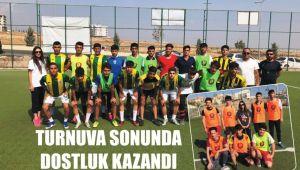 Yöntem Koleji'nin Mini Futbol Turnuvası Sona Erdi