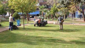 'Daha Yeşil Bir Haliliye' İçin Çalışmalar Titizlikle Sürdürülüyor