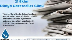 DEVA Partisinden Gazeteciler Günü Kutlaması