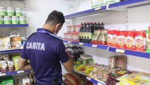 Eyyübiye Belediyesi Zabıta Ekipleri Denetimlerini Aralıksız Sürdürüyor