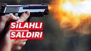 Haliliye'de Durdurulan Bir Araca Silahlı Saldırı Düzenlendi