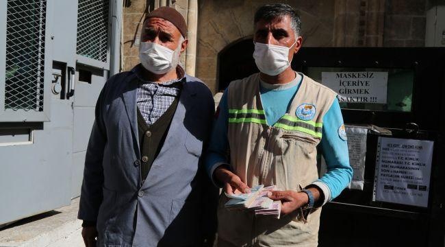 İnsanlık Ölmedi Dedirtti! 35 Bin Lirayı Sahibine Teslim Etti