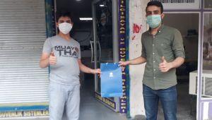 Şanlıurfa Anadolu Gençlik Derneği Ziyaretlerine Devam Ediyor