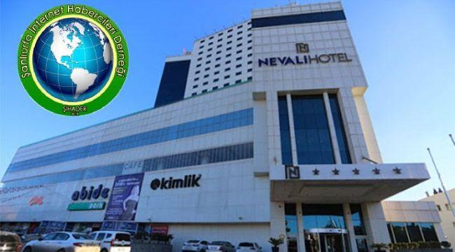 ŞİHA-DER Başkanı Ömer Dodanlı: Yakışmadı Nevali Otel