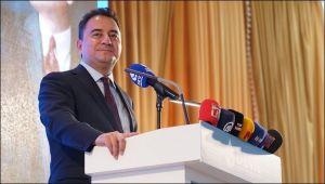 """Babacan: """"Suçu Merkez Bankası Başkanı'na yıkarak sorumluluktan kurtulamazsınız"""""""