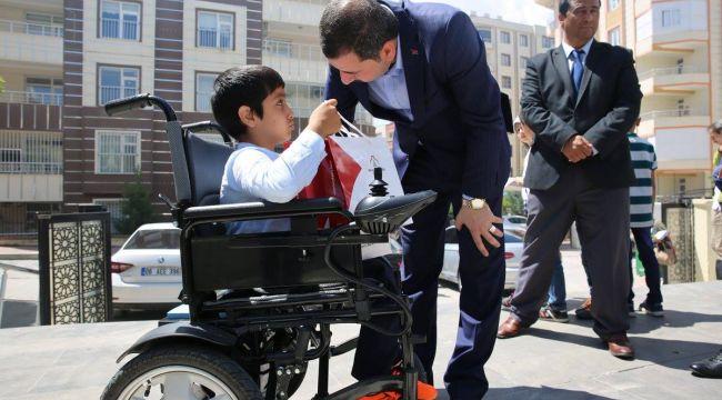 Başkan Baydilli'den Dünya Engelliler Günü Mesajı