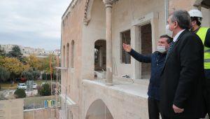 Başkan Beyazgül: Sakıb'ın Köşkünü Gastronomi Merkezi Yapıyoruz