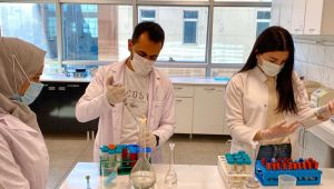 Harran Üniversitesi, Vişne Çekirdeği Atıklarından Bitkisel Protein Tozu ve Protein Barı Üretecek