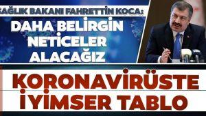 Sağlık Bakanı Fahrettin Koca açıkladı! 20 Aralık 2020 koronavirüs tablosu ve vaka sayısı
