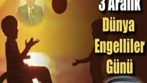 SGK Şanlıurfa İl Müdürü Ünlü'den 3 Aralık Mesajı
