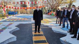 Büyükşehir Belediyesi, Çocuk Oyun Sokağı Projesini Hayata Geçirdi