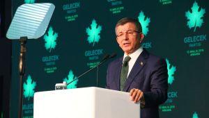 Davutoğlu'dan 'Özdağ'a saldırı' açıklaması: Siyasi terördür; Cumhurbaşkanı Erdoğan'dan açık ve net açıklama bekliyoruz