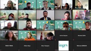 İngev Şanlıurfa İş Geliştirme Merkezi Açılışı Gerçekleştirildi