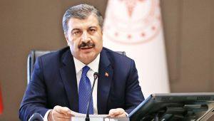 Sağlık Bakanı Koca, HDP'ye teşekkür etti: