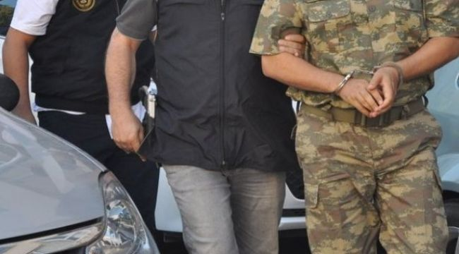 Şanlıurfa'da bir yarbay gözaltına alındı