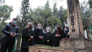 Şanlıurfa'nın Pîr'i Mezarı Başında Anıldı