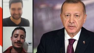 Selçuk Özdağ'a saldıran Ülkü Ocakları yöneticisi Abdurrahman Gülseren'in Erdoğan'ı tehdit ettiği görüntüler ortaya çıktı