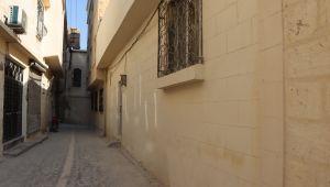Tarihi Urfa Sokaklarında Restorasyon Çalışmaları Sürüyor