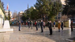 Tüm Türkiye Tek Ses Tek Nefes İstiklal Marşımızı Okudu