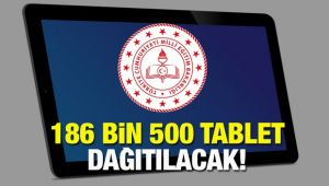 Ücretsiz 186 bin tablet başvurusu nasıl yapılacak? MEB Ocak ayı sonuna kadar dağıtımı...