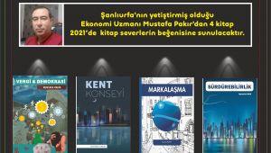 Yazar, Mustafa Pakır'ın Yeni Kitapları Yakında Piyasada Olacak