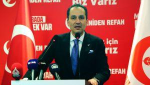 Yeniden Refah Partisi lideri Fatih Erbakan uyardı: 'Çiftçimizi kurtaramazsak güvenliğimiz tehlikeye girer'