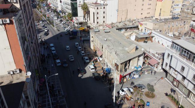 Büyükşehir, Hacı Kamil Konağı'nı Restore Ediyor