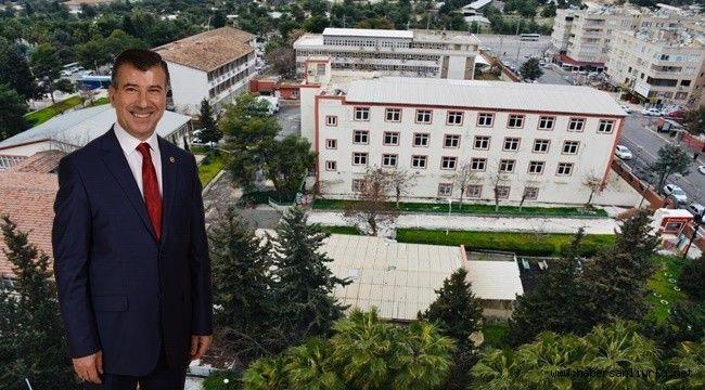 Cevheri Devreye Girdi Yenişehir Kampüsü Sağlık Kampüsü'ne Dönüşüyor