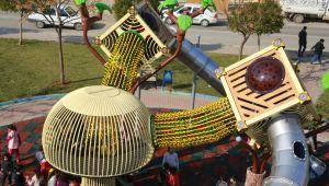 Eyyübiye Belediyesinden Bir İlk Daha Temalı Oyun Grupları.