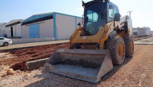 Eyyübiye Belediyesinden Yeni Bir Park Yapımı Daha