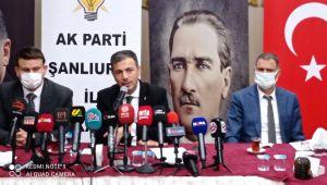 Ak Parti İl Başkanı Kırıkçı'dan açıklamalar! DEDAŞ, Şehir Hastanesi, derslik sayısı, tablet