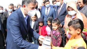 Başkan Kırıkçı Harran'da Coşkuyla Karşılandı