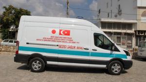 Başkan Kuş İlçeye, 'Mobil Jinekoloji Ve Sağlık Tarama Aracı' Kazandırdı