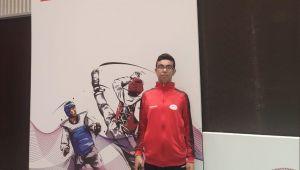 Büyükşehir Sporcusu Uluslararası Yarışmada Madalya İle Döndü