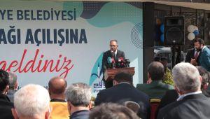 Eyyübiye Belediyesi Aile Otağı'nın Açılışını Gerçekleştirdi