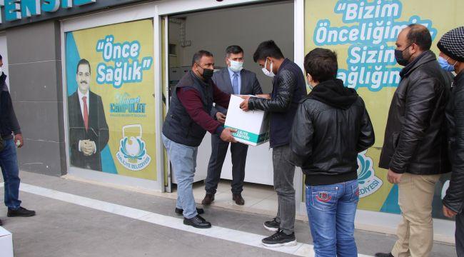 Haliliye Belediyesi PKU Hastalarının Yanında Oluyor