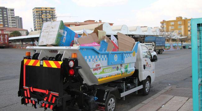 Haliliye'de Sıfır Atık Projesi İle Atıklar Geri Dönüşüyor