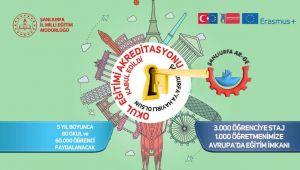 Şanlıurfa İl Milli Eğitim Müdürlüğü Avrupa'nın Kapılarını Açtı
