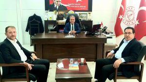 Suruç İlçe Müdürü Özdemir: Eğitim Gönüllere Dokunmaktır