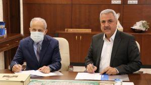 Şutso Ve Harran Üniversitesi'nden Kalifiye Eleman Sorunu İçin İşbirliği