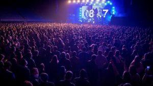 5 bin kişilik sosyal mesafesiz konserde hiç kimseye koronavirüs bulaşmadı