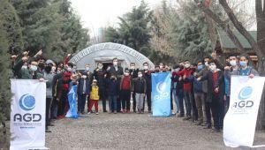 AGD Ortaokullar Komisyonu Fidan Dikimi Etkinliğini Tüm Yurtta Başlattı