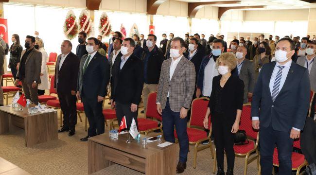 Başkan Baydilli Mimarlar Odası Genel Kuruluna Katıldı