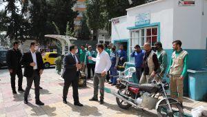 Başkan Canpolat: Ali Şelli Parkını Yeniliyoruz