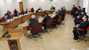 Bölgesel Kalkınmada Güç Birliği Platformu Şutso Ev Sahipliğinde Toplandı