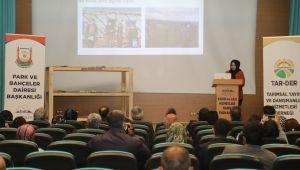 Büyükşehirden Çiftçilere İpekböcekçiliği Yetiştiriciliği Konulu Eğitim Semineri