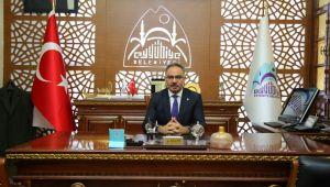 Eyyübiye belediye başkanı Kuş yine açıkladı!